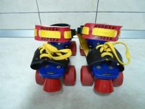 Patine cu rotile Hudora DIN7921, reglabile