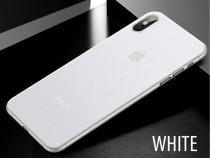 Iphone X XS XR XS MAX - Husa Ultra Slim Plastic Mat