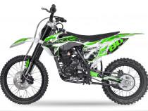 Moto cross bemi nitro hurricane 250 V2