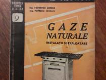 Gaze naturale, instalatii si exploatare 1948 / C54P
