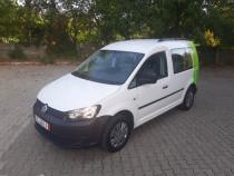 Vw caddy/euro5/piele/navi/2011/1.6 TDI