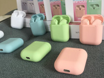 Casti Bluetooth AirPods inPods 12 iOS / Android