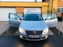 VW Passat An 2010 1.9 TDI Bluemotion Adusa Pe Roti