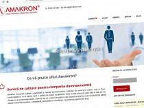 Realizare site de prezentare, magazin online
