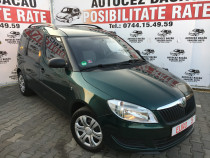 Skoda Roomster 2011-EURO 5-Benzina-Posibilitate RATE-