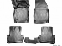 Covoare/presuri cauciuc stil tavita VW T6 Caravelle 2015-> r