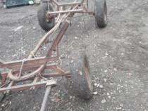 Căruța pentru tractor/schimb