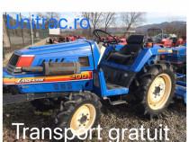 Tractor tractoras japonez iseki TU200 dt