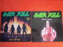 Vinil Overkill 2xLP-Feel The Fire&F. You-Thrash-made Germany