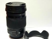 Obiectiv Sigma 18-300mm DSLR F3.5-6.3 Macro pentru Canon EF