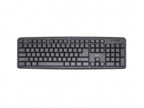 Tastatura usb well ku001 black produs nou