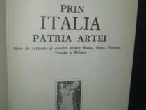 2235-I-E.Bogdan-Prin Italia Patria Artei-1976. Editie copert