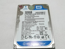 Hard western digital scorpio blue 320gb sata 3.0gb/s model
