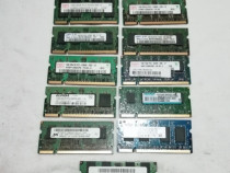 Placuta Ram Laptop/Notebook de 1GB si 2GB DDR2