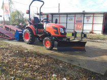 Tractor nou Shibaura 4x4 de 28/22CP sau 40CP+lama zapada