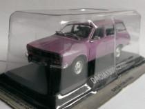 Macheta Dacia 1300 Kombi Break - DeAgostini 1/43