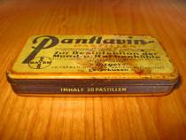 4508-Panflavin BAYERN Leverkusen-Cutie veche pastile metal.