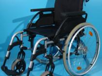 Carucior dizabilitati, scaun cu rotile dizabili – 40 cm