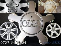 Capace jante aliaj Audi A4 A5 A6 A8 - 4FO 601 165 N – gheara