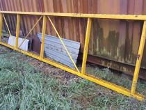 Structura metalica/modul pentru raft industrial metalic, 5.9