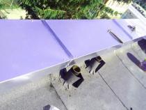 Produc si montez aticuri acoperire bloc