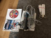 Consola Joc WII Modat 25 jocuri 1 maneta stick 32gb