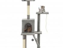 Ansamblu pisici, stâlpi cu funie de sisal, 170590