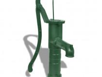 Pompă de apă manuală de grădină, fontă 41172