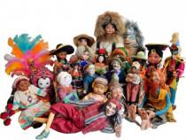 Colectie de papusi artizanale