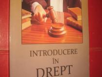 7523- I-Introducere in Drept. 187 pagini.