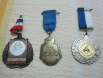 Set 3 Medalii internationale ciclism din anii 84-93-colectie