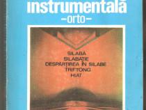 St.M.Ilinca-Gramatica instrumentala Orto