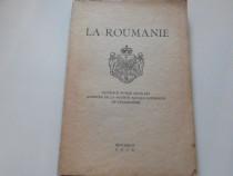 Istorie carte veche la roumanie 1930 limba franceza