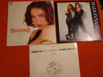 Vinil Madonna-Cherish&Into The Groove&Human Nature(The Remix