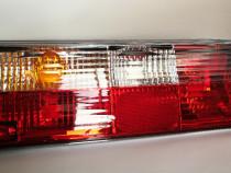 Stop stopuri triple VW Golf 1 MK1 lungi rosu/clar NOU