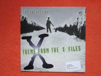 Vinil X-Files Theme-The Un-Xplained -ProgHouse,TranceElectro