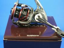 Mulineta Shimano Stradic CI4+ C3000HG-B noua + tambur rezerv
