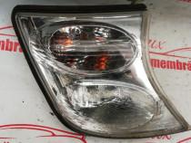 Semnalizare far Nissan Patrol motor 3.0 di 118kw 160cp ZD30D
