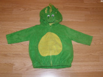 Costum carnaval serbare animal dinozaur 3-6 luni