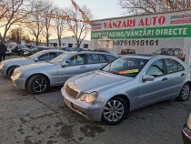Mercedes C Diesel 220 Cdi-2002-automat-Finantare rate