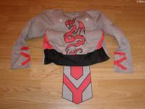 Costum carnaval serbare ninja pentru copii de 7-8 ani