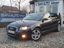 Audi A3 / 2005 / 2.0 TDI / Rate fara avans / Garantie