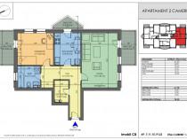Dimitrie Leonida, apartament 2 camere deosebit 2020