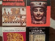Civilizatii antice-Constantin Daniel (4 vol)