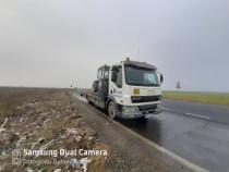 Tractari utilaje agricole tractoare transport Dube