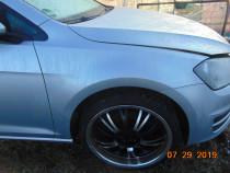 Aripa VW Golf 7 aripi fata stanga dreapta VW Golf 7 2013-201