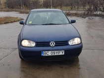 VW Golf IV, 1,9 Diesel, Prim proprietar