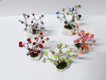 Reducere! 5 pomisori handmade, decorativi, martie, martisor