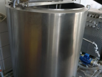 Pasteurizator (inghetata, lapte) 660 litri Made in ITALY