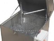 Cuva inox AISI 304 spalat piese cu apa calda Magido L800